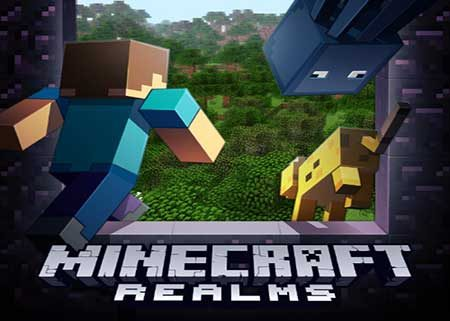 Minecraft Realms es multiplataforma