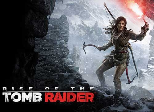 Rise of the Tomb Raider en PS4 para 2016