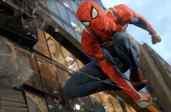 Spider-Man estará en PS4