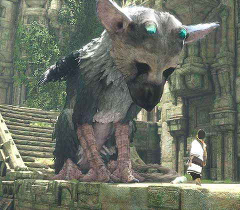 The Last Guardian saldrá en 2016